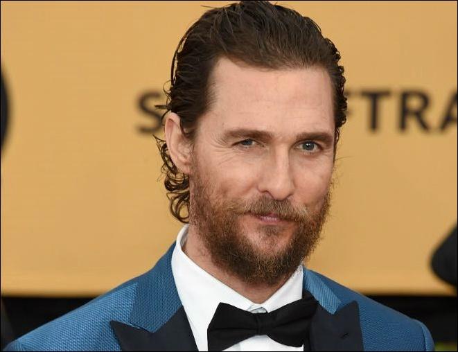 Matthew McConaughey Nase Job vor und nach