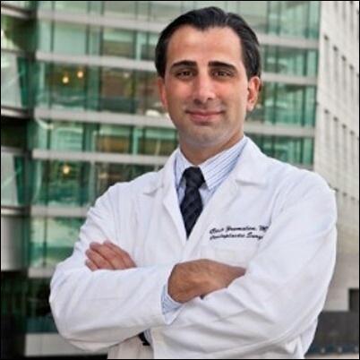 Bester Rhinoplasty-Nasen-Arbeitsplatz-Chirurg Beverly Hills