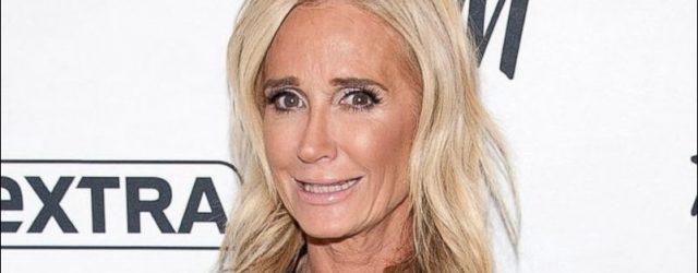Kim Richards nach und vor plastischen Operationen