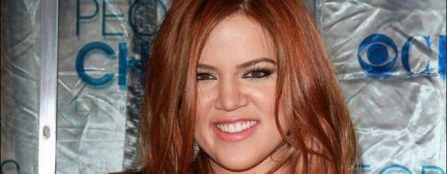 Khloe Kardashian plastische Chirurgie wie ihre Schwestern!