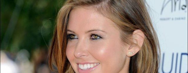 Audrina Patridge Reality Star nutzt plastische Chirurgie