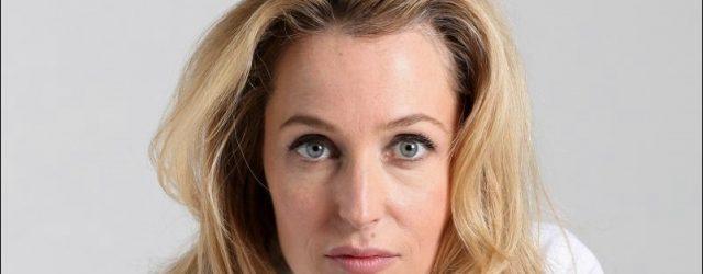 Gillian Anderson: Plastische Chirurgie, vorher und nachher.