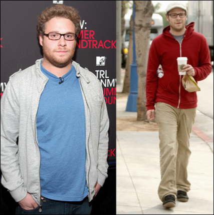 Seth Rogen Weight Loss Workout Diät und Übung