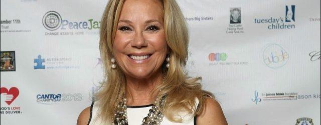 Kathy Lee Gifford Komiker Schönheitschirurgie für frisches Aussehen?