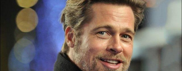 Brad Pitt - sein Gesicht sieht nach plastischer Chirurgie wirklich gut aus!