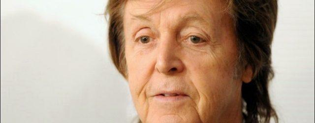 Paul McCartney mit plastischer Chirurgie, um für immer jung bleiben?