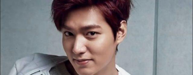 Lee Min Ho - Verbietet Mund und Nase plastische Chirurgie?