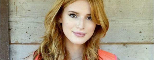 Bella Thorne plastische Chirurgie für den jungen Disney-Star?