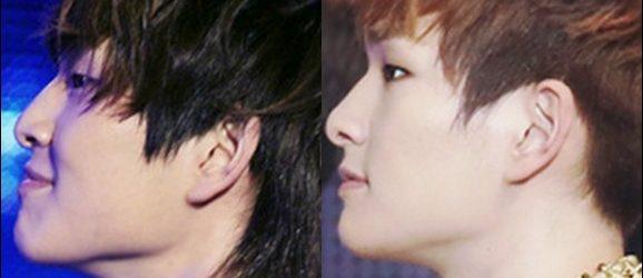 Onew Shinee Nase Job Plastische Chirurgie vor und nach Fotos