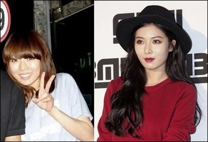 Kim Hyuna Plastische Chirurgie vor und nach Fotos