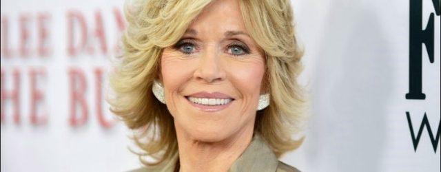 Jane Fonda mit Hilfe der plastischen Chirurgie immerwährend
