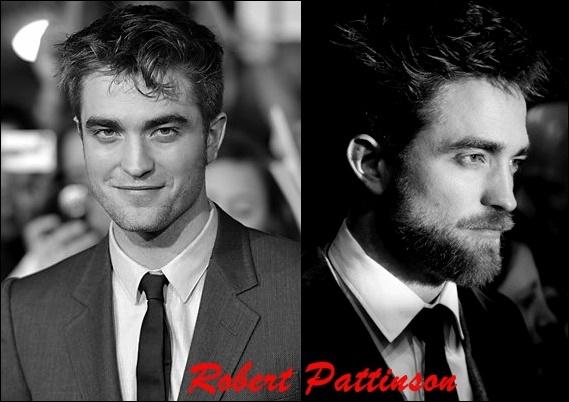 Robert Pattinson Nase Job vor und nach der plastischen Chirurgie Pics