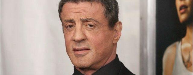 Sylvester Stallone Plastische Chirurgie korrigiert schlaffe Gesicht