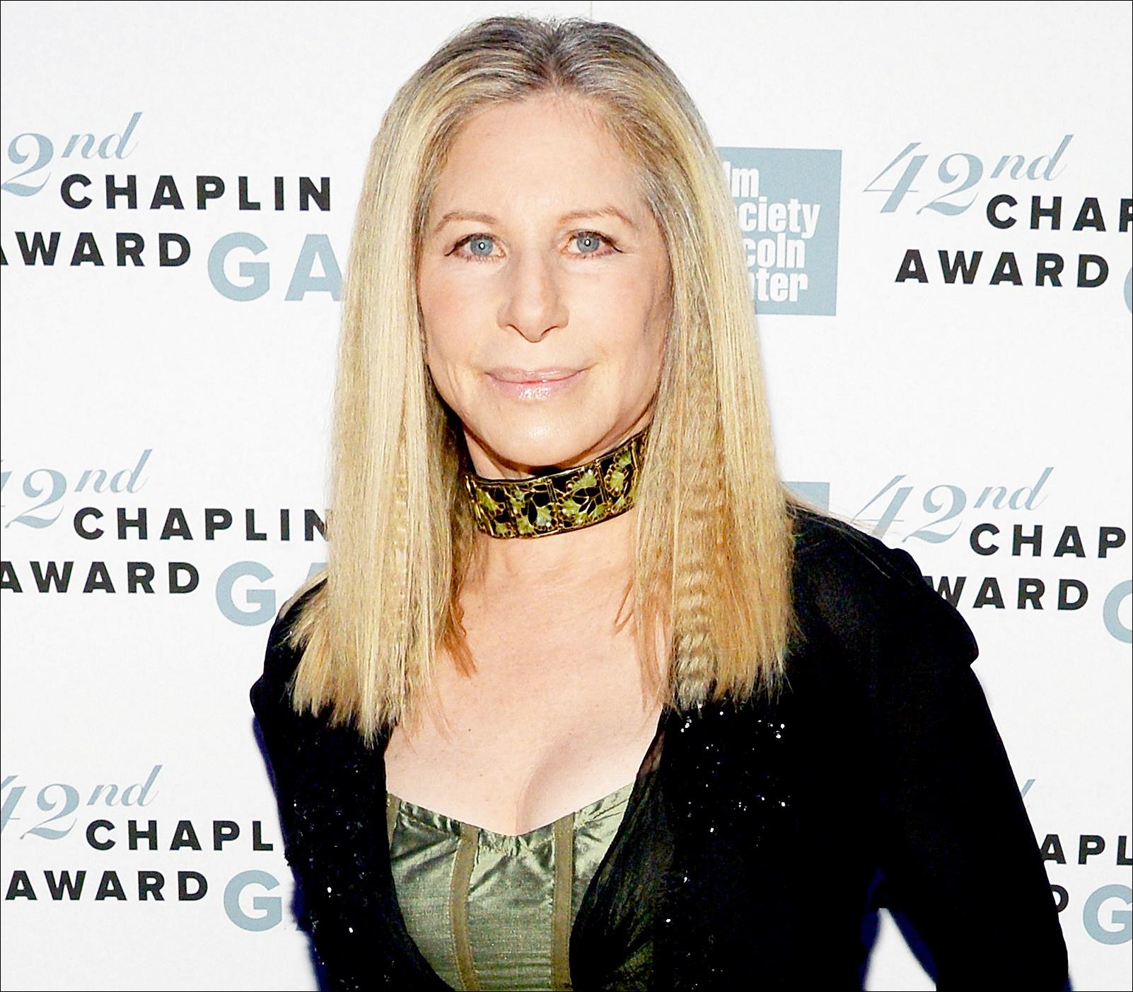 Hat Barbra Streisand nie eine Nase Job