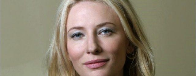 Cate Blanchett benutzt plastische Chirurgie?