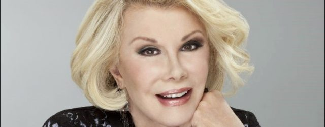 Joan Rivers: Vor und nach Operationen und ihrem eventuellen Tod