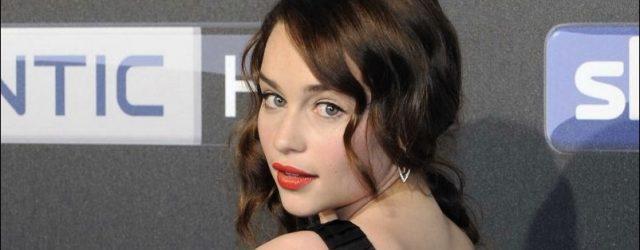 Emilia Clarke konnte der plastischen Chirurgie nicht widerstehen?