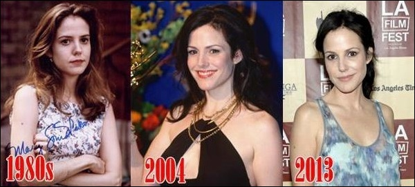 Mary Louise Parker Unkraut
