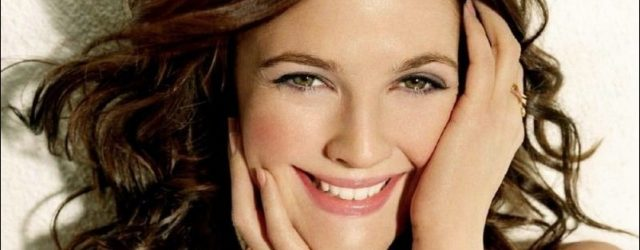 Drew Barrymore süße Mädchen benutzen auch plastische Chirurgie!