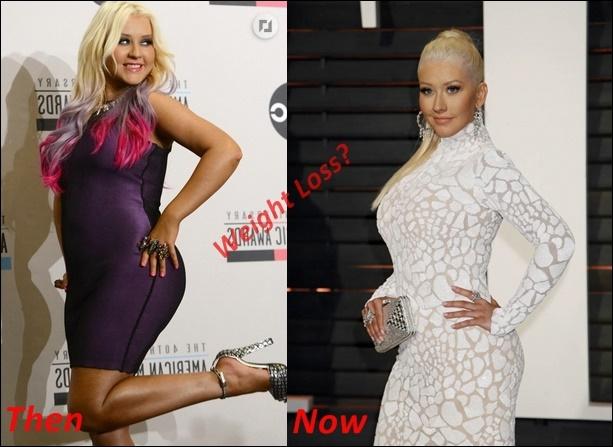 Christina Aguilera Weight Loss Workout Routine-Diät-Plan