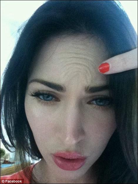 Megan Fox Plastische Chirurgie vor und nach Fotos