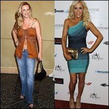 Jenny McCarthy Gewichtsverlust vor und nach Bildern