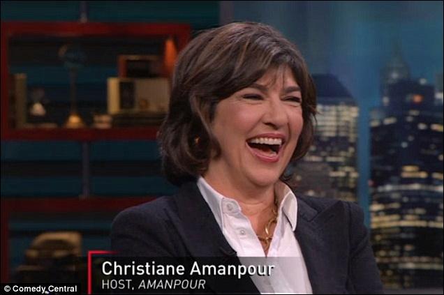 Christiane Amanpour Plastische Chirurgie Vorher-Nachher Bilder