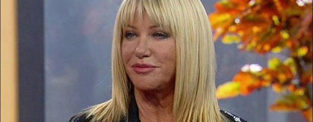 Suzanne Somers plastische Chirurgie für den Aufstieg der Popularität?