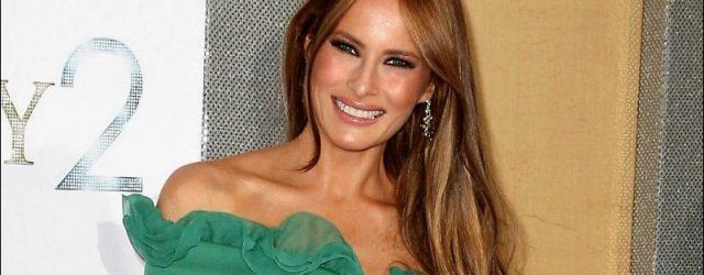 Melania Trump ist berühmt für ihre plastischen Operationen