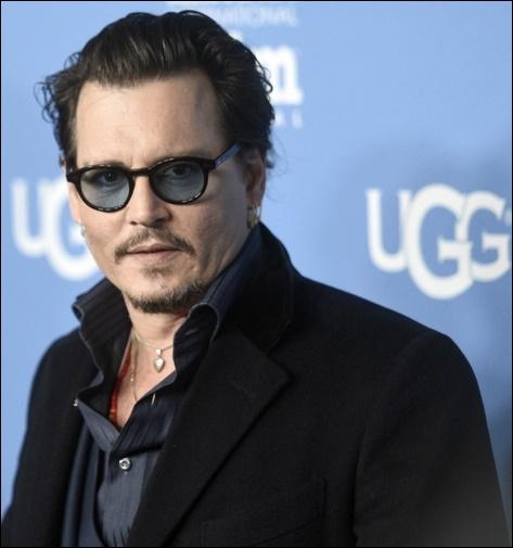 Johnny Depp Nase Job Plastische Chirurgie vor und nach Fotos