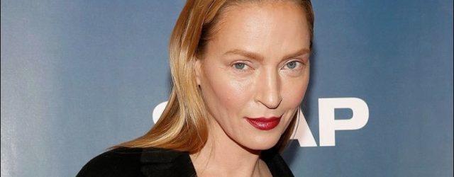 Uma Thurman Plastische Chirurgie für ein anderes Gesicht?