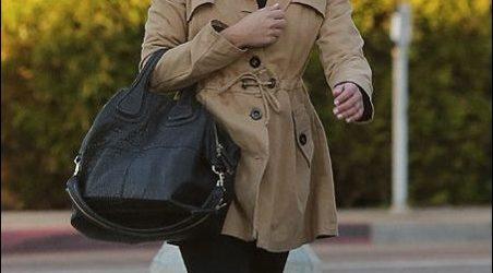 Lea Michele Nase Job - nur eine Bedrohung für sie