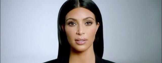 Kim Kardashian Vorwürfe der plastischen Chirurgie