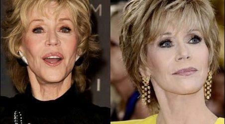 Jane Fonda Plastische Chirurgie ging gut