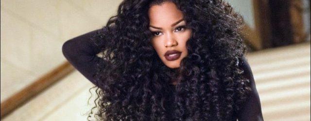 Teyana Taylor soll Gerüchte über plastische Chirurgie gehabt haben