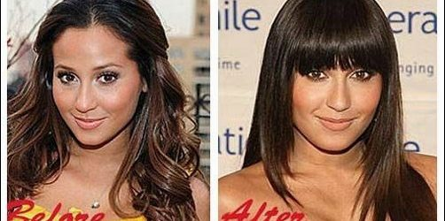 Adrienne Bailon Plastische Chirurgie oder nur Make-up?