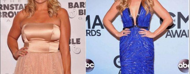 Miranda Lambert Plastische Chirurgie vor und nach Gewichtsverlust