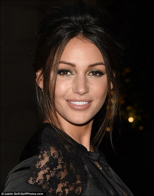 Michelle Keegan Botox, Lip Filler Plastische Chirurgie Gerüchte Reaktion
