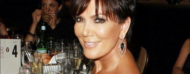 Kris Jenner perfekte plastische Chirurgie für 59 Jahre alte Mutter!