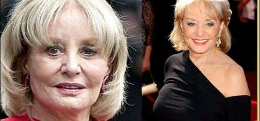 Barbara Walters Plastische Chirurgie Ein Erfolg oder Misserfolg?
