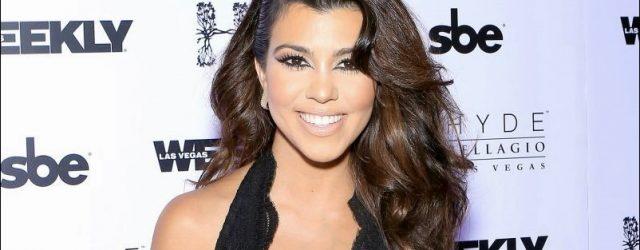 Kourtney Kardashian bestätigt plastische Chirurgie!